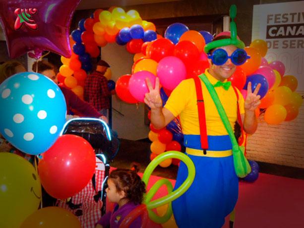 fiestas infantiles cumpleaos madrid