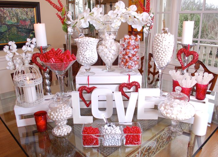 Candy bar para bodas diferentes opciones de mesas dulces for Mini candy bar de madera
