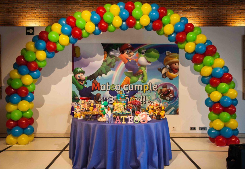 Decoraciones latinas barcelona baby shower candy bar - Decoracion mesas fiestas ...