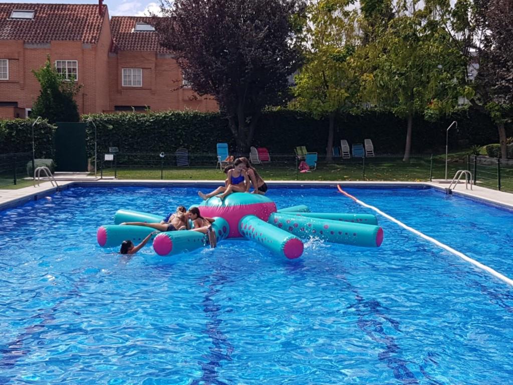 De piscinas en madrid gallery of cubiertas de piscinas en for Piscina puerta del hierro